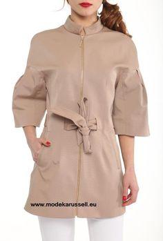 Trench Coat Henriette Beige
