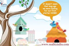 There's no place like Home ! Find your dream home at www.realityinfra.com