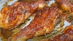 Czech Recipes, New Recipes, Cooking Recipes, Healthy Recipes, Aesthetic Food, Chicken Recipes, Grilling, Good Food, Pork