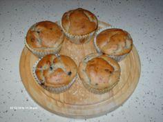 Jody's Kitchen Presents Tofu Blueberry Muffins