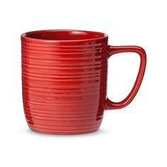 Belmont Stoneware Reactive Mug Set of 4 Threshold™ Tar