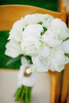 #white #bouquet
