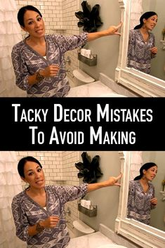Tacky Decor Mistakes To Avoid Making You could say that some of these kitchens are stuck in the but even in the these kitchens would have been considered unsavory. Keep reading to see the worst of the worst kitchen decor. Modern Gallery Wall, Farmhouse Interior, Farmhouse Design, Farmhouse Decor, Garden Cottage, Home Projects, Home Improvement Projects, Decorating Tips, Home Remodeling