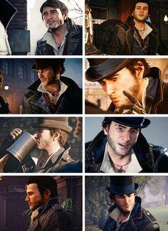 Assassins Creed Syndicate. Jacob Frye