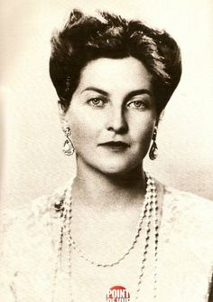 brazilian imperial princess Isabelle de Orleans Bragance, Contesse de Paris