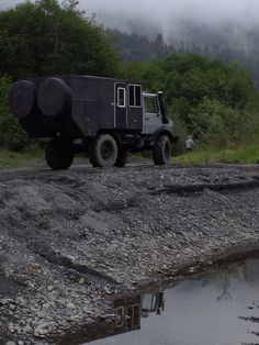 Unimog life.... i would love a good trip in a unimog
