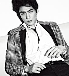 Sung Joon (sweet potato is good for you :)