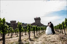 Elopement Photography at Castello di Amarosa in the Napa Valley | Christophe Genty Photography #castellodiamarosa #napavalley