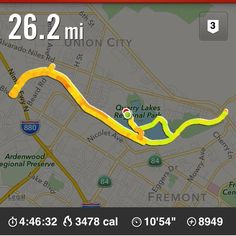 #marathon First one is under our belts. #dayafter #intense #determination