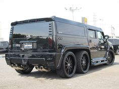 Stock Vehicle Details: Hummer H2 | import car dealer Cal Wing | selling new car used cars such as European cars, American cars, Escalade, Hummer, GL 550