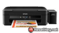 Reset Epson L220 printer Waste Ink Pads Counter