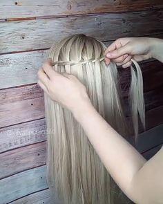 Waterfall Twist braid tutorial Natural Hair Styles easy twist styles for natural hair Twist Braid Tutorial, Waterfall Braid Tutorial, Girl Hairstyles, Braided Hairstyles, Updo Hairstyle, Wedding Hairstyles, Natural Hair Styles, Short Hair Styles, Hair Upstyles