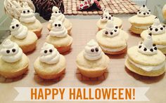 Adorable ghosts