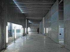 Chemical Laboratory Building by Héctor Fernández-Elorza.