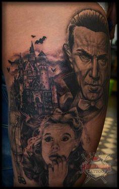 Photo #1407 hammersmith tattoo london Zanda - Zanda / Tattoo Artist / Guest Artist Tattoos - London tattoo shop - Tattoo artists London - Hammersmith Tattoo Shop - London Studio