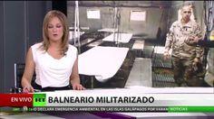 """Ejercicios militares de la OTAN en la isla de Menorca, """"ocupación milita..."""