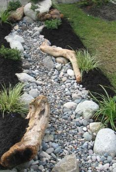 Early Discoveries Childcare Inc - dry creek bed for children