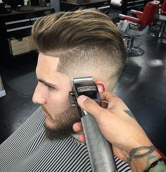 Elegant Haircut Santa Barbara