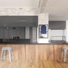 Cozinha. (Ar:Co – Arquitetura Cooperativa).#arcoarquiteturacooperativa,#fredericozanelatoarquitetos,#mogidascruzes,#saopaulo,#brasil