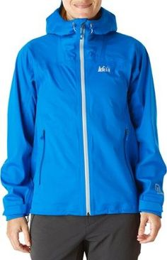 REI Co-op Men's Talusphere Rain Jacket Tall Atmosphere XXL Tall ...