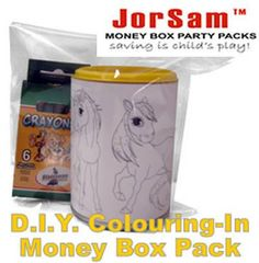 Money Box Party Packs - KidsnCrafts Online Store - 7