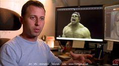 """Making of """"Hulk"""" Part 2 - The Avengers - Industrial Light & Magic by CGMeetUp.net. Watch more Making of, Behind the Scenes, Vfx Breakdown Videos -                                                 youtube downloader"""
