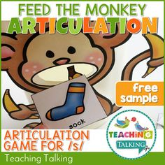 S Articulation Activities Speech Therapy by Teaching Talking Articulation Activities, Speech Therapy Activities, Family Game Night, Family Games, Vip Kid, Play Therapy Techniques, Activities For 2 Year Olds, Social Thinking, Speech And Language