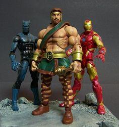 Hercules (Marvel Legends) Custom Action Figure