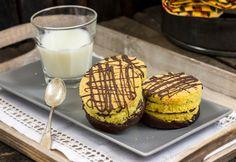 Merendine al cioccolato senza glutine