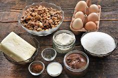 Ingrediente Prajitura Durere Nutella, Deserts, Cheese, Food, Sweets, Romania, Mascarpone, Essen, Postres