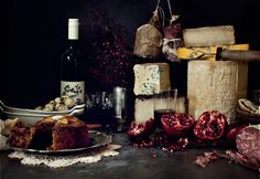Wine & Cheese - What Katie ate... is what I want to eat