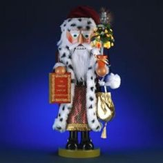 SIGNED Steinbach LE Pear Tree 12 Days Santa German Christmas Nutcracker New >>> Details can be found by clicking on the image. (This is an affiliate link) #CollectibleFigurines