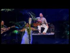 Kealii Reichel, Hawaiian singer, songwriter, and musician. He has a beautiful voice and sings as well in English as Hawaiian. This is one of my favorite Hawaiian songs, E O Mai.
