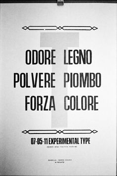 Sintesi - Archivio Tipografico di Torino