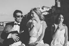 Intimate, Destination Wedding in Florence, Italy � Alessandro and Veronica Roncaglione