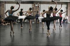 Dance Theatre of Harlem.