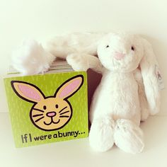 Have you ever wondered what it would be like to be a floppy, hoppy bunny? If I Were A Bunny is sure to set noses twitching at bedtime!!! #colibribebe #book #story #texture #bedtime #fun #cute #bunny #plush #beautiful #newarrivals