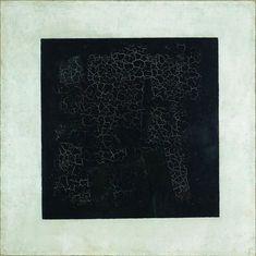 Αποτέλεσμα εικόνας για black square malevich