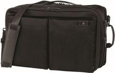 Victorinox LEXICON Knapsack Reisetasche schwarz m. Laptopfach bis 40cm/15,6\\\'\\\'