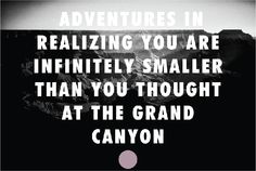 grandcanyon — ADVENTURE TIME. ALL THE TIME.