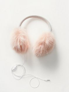 Zero Gravity Earmuff Headphones at Free People Clothing Boutique Mobile Accessories, Phone Accessories, Cool Phone Cases, Iphone Cases, Cute Headphones, Iphone Headphones, Dji, Accessoires Iphone, Earmuffs