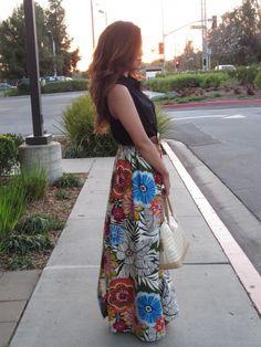 Easy boho DIY skirt <3 this chick's blog is Amaze!,  Go To www.likegossip.com to get more Gossip News!