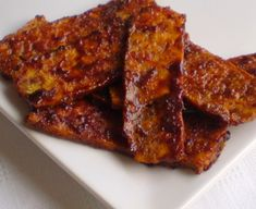 Bacon With A Vegan! Recipe - Food.com. This is my favorite vegan bacon recipe!