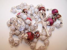Unbreakable RosaryRosary Of Our Mother Of Perpetual by robertd5198, $245.00