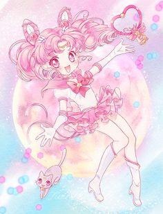 March 02 2019 at Sailor Chibi Moon, Sailor Moons, Arte Sailor Moon, Sailor Moon Fan Art, Sailor Scouts, Cristal Sailor Moon, Sailor Moon Kristall, Sailor Moon Aesthetic, Sailor Moon Wallpaper