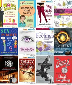 Best Books for Teenage Girls 2014
