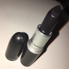 """BNIB Mac lipstick - """"hautecore"""" Brand new with box, never swatched or tested. I offer bundle discounts, so here's a great way to save on your never discounted Mac products. 100% authentic guaranteed, I am a Mac artist and buy these items myself. This is limited edition and price reflects that. MAC Cosmetics Makeup Lipstick"""
