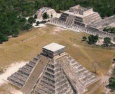 Chichen- Itza , México lugar fascinante , los mayas eran impresionantes en su conocimiento de la astronomía.
