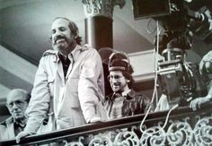 Brian De Palma and Steven Spielberg | Rare, weird & awesome celebrity photos