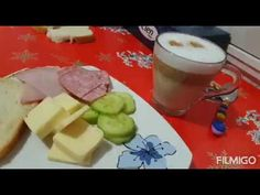 Ce mănânc intr-o zi 😘😘 Panna Cotta, Vegetables, Ethnic Recipes, Youtube, Food, Dulce De Leche, Meal, Essen, Vegetable Recipes